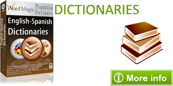 English Spanish Dictionaries